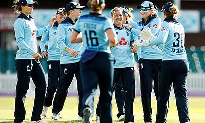 England Women were too powerful for West Indies in opening ODI