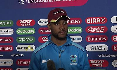 Shai Hope Speaks About West Indies Defeat to Australia