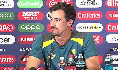 Mitchell Starc Speaks After Australia Win Over Windies | ICC Cricket World Cup 2019