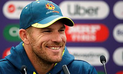 Aaron Finch wants Australia's bowlers to put India under early pressure