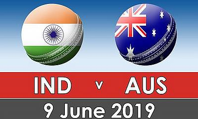 Cricket World Cup 2019 - India v Australia