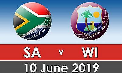 Cricket World Cup 2019 - South Africa v West Indies