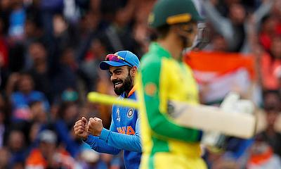 India overpower Australia in a run feast at The Oval