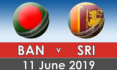 Cricket World Cup 2019 - Bangladesh v Sri Lanka