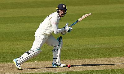 Durhams Cameron Bancroft in action