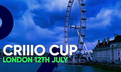 Criiio Cup to be hosted at London's Trafalgar Square ahead of Men's Cricket World Cup Final #Criiio