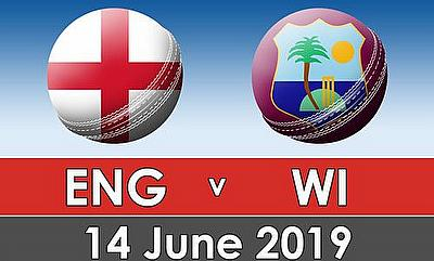 Cricket World Cup 2019 - England v West Indies