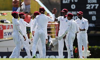 West Indies v England - Third Test