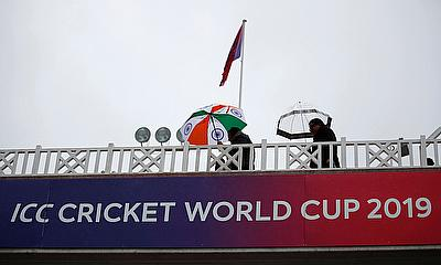 Disappointment for fans as India v New Zealand World Cup match rained off in Nottingham