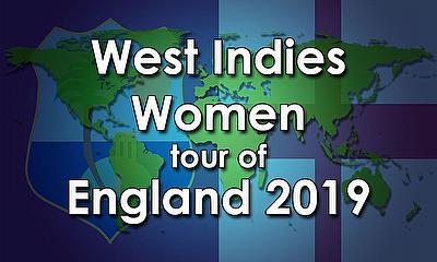 West Indies Women tour of England 2019
