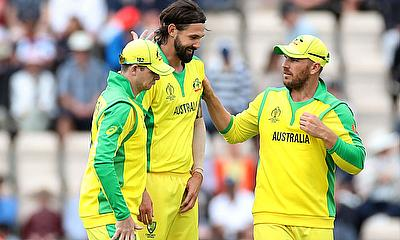 Kane Richardson grabs World Cup chance & Border says - Australia not at their best, yet