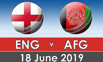 Cricket World Cup 2019 - England v Afghanistan