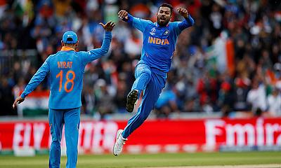 Dominant India outplay Pakistan in World Cup clash in Manchester