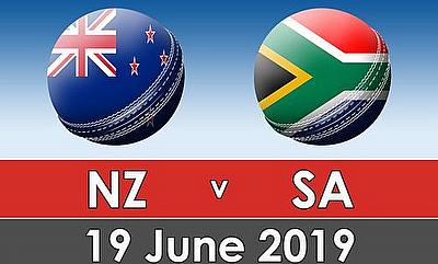 Cricket World Cup 2019 - New Zealand v South Africa