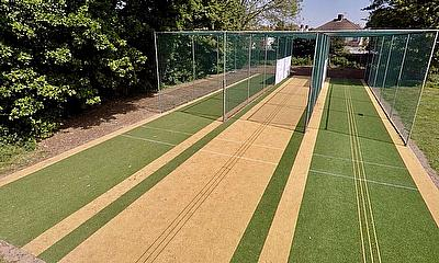 total-play's new ECB approved NCP (Natural Pitch Colour) carpet is available as an option on its tp5t system designs to offer clubs extra choice
