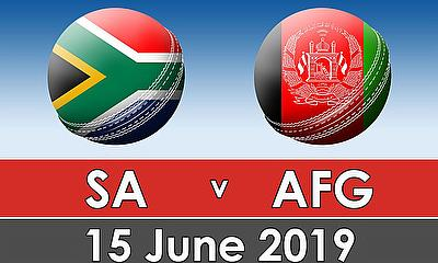 Cricket World Cup 2019 - South Africa v Afghanistan
