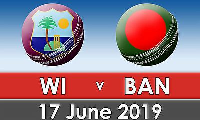 Cricket World Cup 2019 - West Indies v Bangladesh