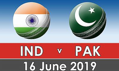 Cricket World Cup 2019 - India v Pakistan