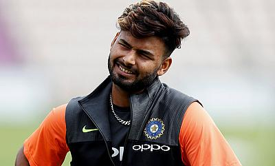 ICC approves Rishabh Pant as replacement for Shikhar Dhawan for India Squad