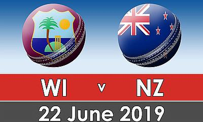 Cricket World Cup 2019 - West Indies v New Zealand