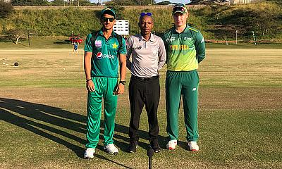 Pakistan have won the toss and elected to bat first.