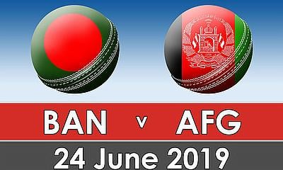 Cricket World Cup 2019 - Bangladesh v Afghanistan