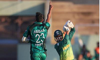 All-round Afridi the difference for Pakistan against SA U19s in first Youth ODI