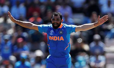 Dhoni gave Shami the belief to bowl match-winning hat-trick