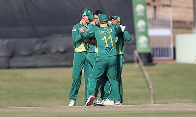 SA U19s to Take Positives From Series Opener Into Second Youth ODI