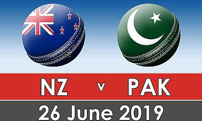 Cricket World Cup 2019 - New Zealand v Pakistan