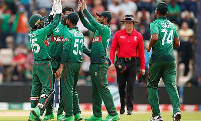 It will be tough but we have the belief - Shakib Al Hasan Bangladesh