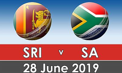 Cricket World Cup 2019 - Sri Lanka v South Africa
