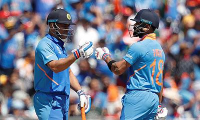 India crush West Indies to knock them out of the World Cup & continue unbeaten run