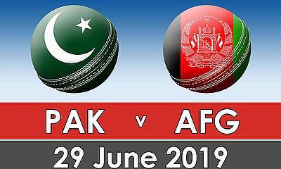 Cricket World Cup 2019 - Pakistan v Afghanistan
