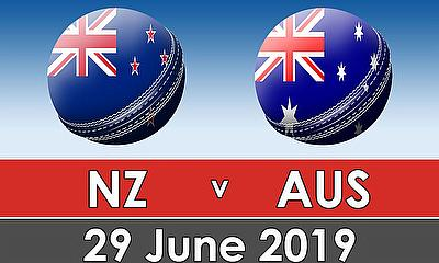 Cricket World Cup 2019 - New Zealand v Australia