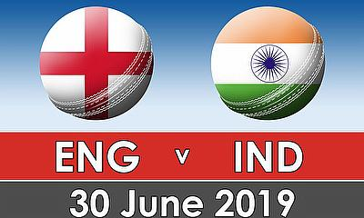 Cricket World Cup 2019 - England v India