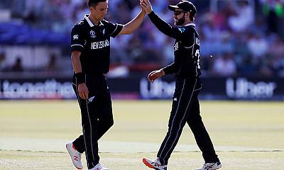 Williamson focusing on the positives as New Zealand fall to second defeat of the World Cup