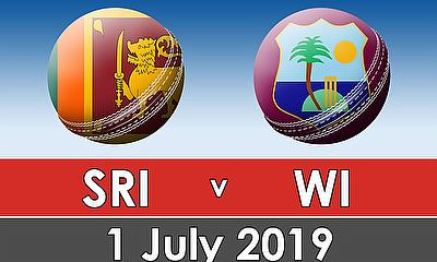 Cricket World Cup 2019 - Sri Lanka v West Indies