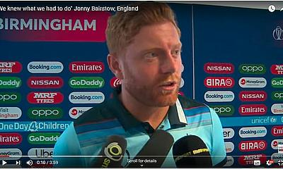 Bairstow leads from the front as England deliver under pressure against India