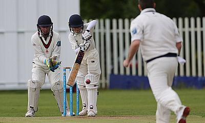 James Dodds hit 42 for 3rd XI