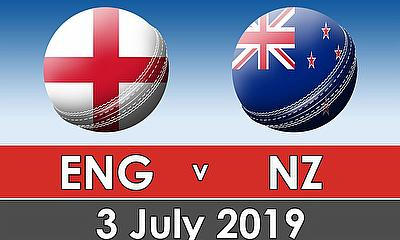 Cricket World Cup 2019 - England v New Zealand