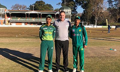 Two new caps for SA U19s in fifth Youth ODI