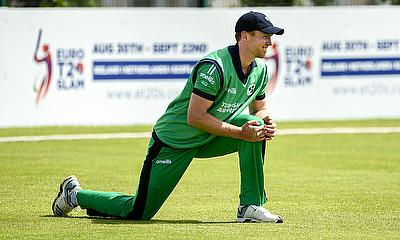 Ireland's Shane Getkate on Zimbabwe series