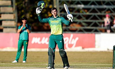 Jonathan Bird scores century in SA U19s defeat to Pakistan in fifth Youth ODI