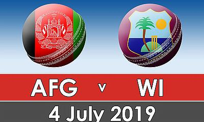 Cricket World Cup 2019 - Afghanistan v West Indies