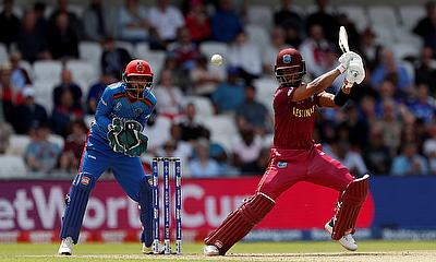 Shai Hope in action