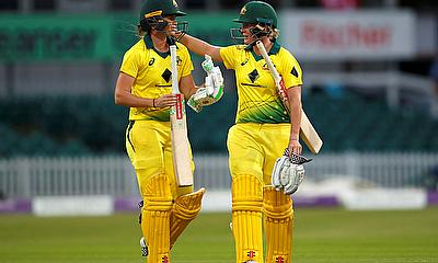 Australia win 2nd ODI to go 4 points up over England in Women's Ashes