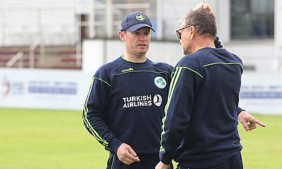 Ireland Announces 14-man Squad for England Test Match at Lord's