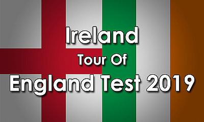 Ireland tour of England Only Test 2019