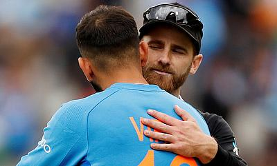 New Zealand move into World Cup Final after trumping India by 18 runs in roller-coaster